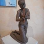joueuse de flute 260 euros